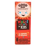 Good Day Chocolate - Multivitamin Supplement for Kids - Pack of 12 - 8 count (12)