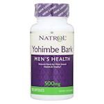 Natrol Yohimbe Bark - 500 mg - 90 Caps (1)
