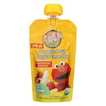 Earth's Best Organic Fruit Yogurt Smoothie - Strawberry Banana - Pack of 12 - 4.2 oz. (12)
