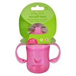 Green Sprouts Sippy Cup - Non Spill Pink - 1 ct (1)