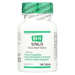 BHI - Sinus Relief - 100 Tablets (1)