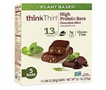 Think Thin High Protein Bars Plant Based Chocolate Mint (1 Unit)