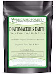 Diatomaceous Earth - Fresh Water Food Grade Silica (Fossil shell flour) ING: Organic Powder, 50 lb (50 lb)