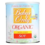 Baby's Only Organic Toddler Formula - Soy - Pack of 1 - 12.7 oz. (1)