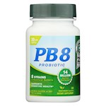 Nutrition Now PB 8 Pro-Biotic Acidophilus For Life - 500 mg - 60 Vegetarian Capsules (1)
