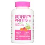 Smartypants Gummy Multivitamin -Teen Girl Complete - 120 count (1)