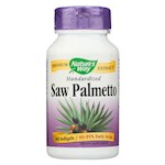 Nature's Way - Saw Palmetto Standardized - 60 Softgels (1)