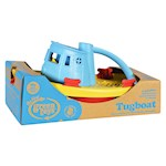 Green Toys Tug Boat - Blue (1)