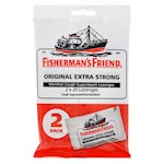 Fisherman's Friend Lozenges - Original Extra Strong - Dsp - 40 ct - 1 Pack (12)