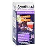 Sambucol - Original - Plus Vitamin C and Zinc - Effervescent Tabs - 15 Count (1)