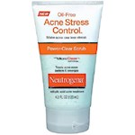 Neutrogena Oil-Free Acne Stress Control Power-Clear Scrub (1 Unit)