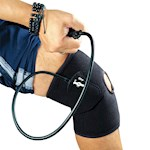 Inflatable Compression Knee Support - Air Pump - Relief From Pain - Unisex (1)