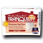 Tranquility Premium DayTime Pull On Underwear, Large  (1 Case of 64)