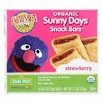 Earth's Best Sunny Days Strawberry Snack Bars - Pack of 6 - 5.3 oz (6)