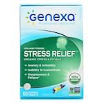 Genexa Stress Relief - Organic - 60 TAB (1)