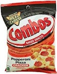 Combos Pepperoni Pizza Snacks (1 Unit)