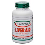 Liverite Liveraid - 120 Tablets (1)