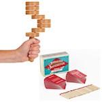 (Set) Marvelous Matchstick Brain Puzzles And True Balance Coordination Game (2)
