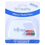 Fit and Healthy VitaMinder Vitamin Pocket Pack - 1 Pack (1)