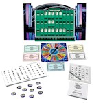 Wheel Of Fortune 4th Edition Game 2-4 Players - 100 All New Puzzles Ages 8+ (1)