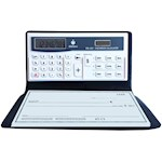 Datexx 3 Memory Checkbook Calculator - Features Secure Password Protection (1)