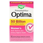 Nature's Way - Primadophilus Optima - Womens - 50 Billion - 30 Vegetarian Capsules (1)