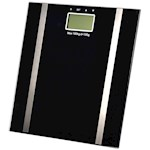 Body Trainer Scale - High-Visibility LCD Screen & Easy-to-Use Memory System (1)