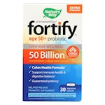 Nature's Way - Fortify Probiotic - Age 50+ - 50 Billion - 30 Vegetarian Capsules (1)