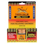 Tiger Balm Ultra Strength Pain Relieving Ointment - 0.63 oz (1)