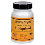 Healthy Origins Ubiquinol 200 Mg - 30 Softgels (1)
