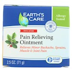 Earth's Care Pain Relieving Ointment - 2.5 oz (1)