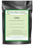 Guarana - 4:1 Natural Seed Extract Powder (Paullinia cupana), 1 kg (1 kg (2.2 lb))