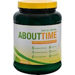 About Time - Whey Protein Isolate - Unflavored - 2 lb. (1)