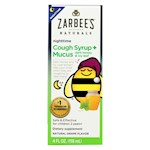 Zarbee's Cough Syrup and Mucus Reducer - Childrens - Nighttime - 4 oz (1)