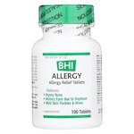 BHI - Allergy Relief - 100 Tablets (1)