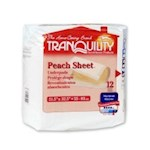 Underpad Tranquility  21.5 X 32.5 Inch Disposable Polymer (12 / Pack)
