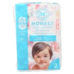 The Honest Company - Diapers Size 2 - Rose Blossom - 32 Count (1)