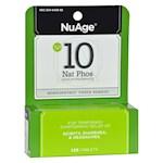 Hyland's NuAge No.10 Natrum Phos - 125 Tablets (1)