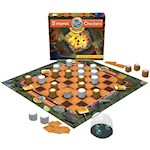 Smores Checkers - Dice Game w/ Marshmallows Graham Crackers And Chocolate (1)
