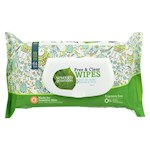 Seventh Generation Baby Wipes - Free and Clear - 64 ct - Pack of 12 (12)