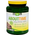 About Time - Whey Protein Isolate - Chocolate - 2 lb (1)