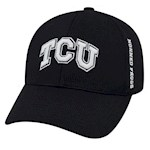 "TCU Horned Frogs NCAA TOW ""Booster"" Memory Fit Hat (1 Unit)"