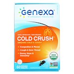 Genexa Cold Crush - Organic - Adult - 60 TAB (1)