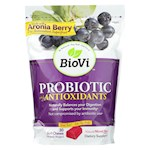 BioVi Probiotic - Antioxidant Blend - Natural Mixed Berry - 30 Soft Chews (1)