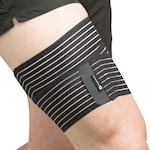 (Set/2) Adjustable Multi-Purpose Compression Wrap - Reduces & Relieves Pain (2)