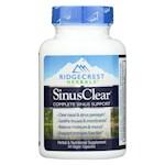 RidgeCrest Herbals SinusClear - 60 Vegetarian Capsules (1)