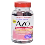 Azo Cranberry Gummies - 72 Count (1)