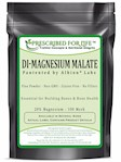 Magnesium - DiMagnesium Malate Powder - 20% Mg by Albion, 2 kg (2 kg (4.4 lb))