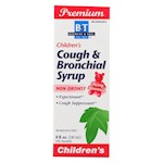 Boericke and Tafel - Children's Cough and Bronchial Syrup - 8 fl oz (1)