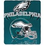 "Philadelphia Eagles NFL Northwest ""Mirror"" Fleece Throw (1 Unit)"